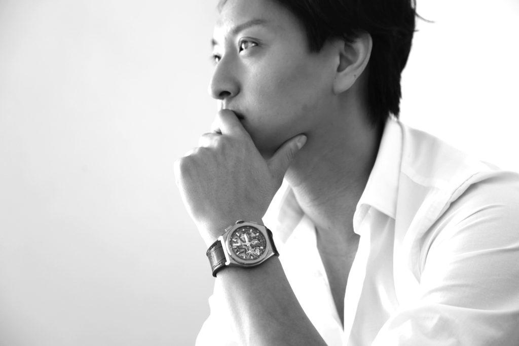 Minh Bui   zénith watches  portrait  Neuchâtel   alinek  ©2018